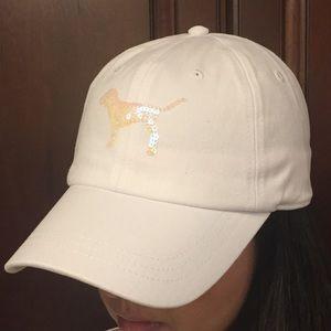 Victoria's Secret Sequins Baseball Hat Cap NWT
